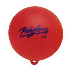 Polyform Water Ski Slalom Buoy - Red