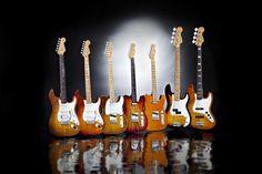 Fender Select Series - Beautiful!