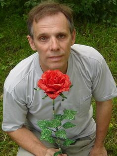 The king of flowers - Alexander Kramarenko