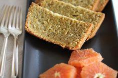 Yummy Supper: Pistachio Cake with Cara Cara Salad