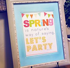 spring - quote