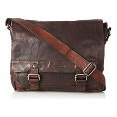 Jack Georges Spikes   Sparrow Collection Messenger Bag c965c8324be21