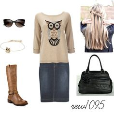 """Fall"" by rew1095 on Polyvore"