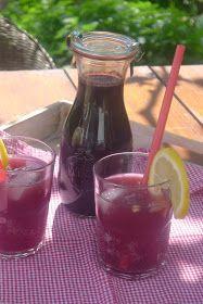 Likér z černého bezu Alcoholic Drinks, Cooking, Glass, Food, Search, Syrup, Kitchen, Drinkware, Corning Glass