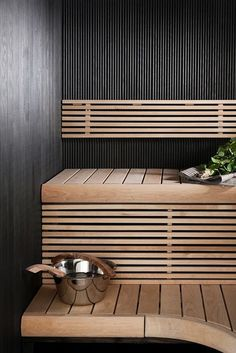mit dusche 47 Coolest Home Sauna Design Ideas rustikal Spa Interior, Interior Exterior, Bathroom Interior Design, Interior Garden, Sauna Steam Room, Sauna Room, Basement Sauna, Home Spa Decor, Scandinavian Saunas