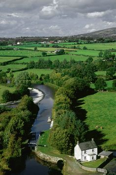 clashaganna loch, ireland