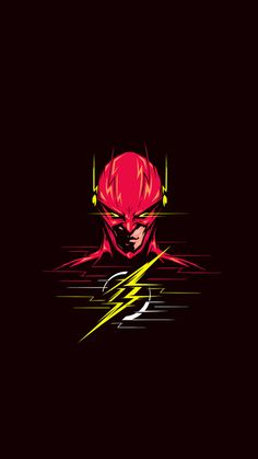 Flash by Steven Toang Flash Comics, Arte Dc Comics, Flash Wallpaper, Marvel Wallpaper, Flash Art, The Flash, Flash Characters, Avengers Cartoon, Hero Poster