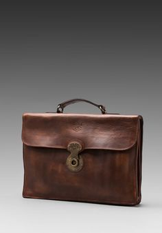 WILL Leather Goods Jacques Portfolio in Tan