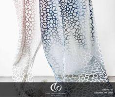 FULL // Full è un tessuto in dévoré con disegno stampato e successivamente tinto in una combinazione di colori complementari. Disponibile nella doppia cromia del blu/argento, marrone/dorato, tortora/naturale e grigio/rosa. #Collezione #TheShape #Tessuto #Full  #tessuti #interiordesign #tendaggi #textile #textiles #fabric #homedecor#homedesign #hometextile #decoration  Visita il nostro sito www.ctasrl.com e scarica le nostre brochure su:http://bit.ly/1nhrLQM