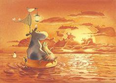 30шикарных иллюстраций, вкоторые можно влюбиться. Сказочная страна на бумаге от Непомнящего Дмитрия и Попугаевой Ольги