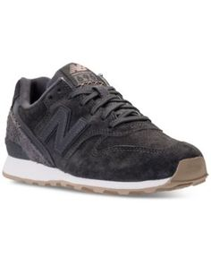 d0b9fdcaf New Balance Women s 696 Suede Casual Sneakers from Finish Line   Reviews - Finish  Line Athletic Sneakers - Shoes - Macy s