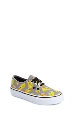 Vans 'Authentic' Sneaker (Toddler, Little Kid & Big Kid) available at #Nordstrom