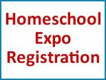 Online registration for Homeschool Expo events end July 15, 2017 Online Registrations received prior to the registration ending date will receive the discounted attendance price listed. PayPal receipts are confirmation of your payment and should be brought to the conference. At the door registration is also available at the door the day of the Conference.