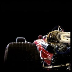 Combustible Contraptions 1967 Ferrari 312/67 | F1 Race Car | 3.0L Tipo 242 V12 390 hp | The 312/67 was used in the 1967 F1 season | Only 4 cars were produced | The Ferrari 312 series was used from 1966 -1969 | A total of only 11 F1 cars were made during that period