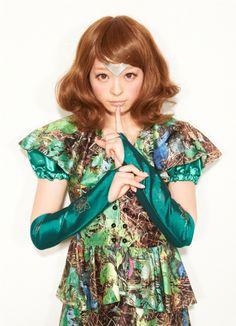 "MATSURi"" under the theme of the latest ""kawaii"", opens its first series for two days on Apr. and at Tokyo Metropolitan Gymnasium. Harajuku Fashion, Japan Fashion, Harajuku Style, Fashion Idol, Fashion News, Latest Fashion, Kyary Pamyu Pamyu, Bubblegum Pop, Cosplay Costumes"