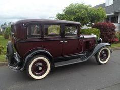 1930 Chevy Sedan  http://www.cacars.com/Car//Chevy/Sedan/1930_Chevy_Sedan_for_sale_1006424.html