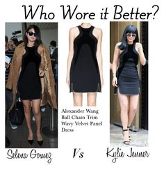 Who Wore It Better? Selena Gomez Vs Kylie Jenner