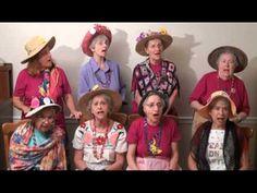 Raging Grannies Legitimate Rape song in response to Akin offensive statements
