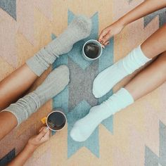 If we're wearing socks, we're not wearing pants. Obviously.