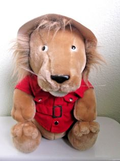 3b18529b912 ... Ty Beanie Babies. See more. Dakin Safari Lion - Vintage Plush in  Excellent Condition