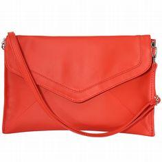 Casual Vintage Small Women Bags Leather Messenger Bag Retro Envelope Bag Handbag and Purse Sling Crossbody Shoulder Bag Thin - free shipping worldwide