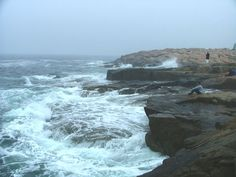 Schoodic Point - been there, but would love to go again