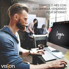 Comece o mês com sua empresa vendendo pela internet. Saiba Como: http://bit.ly/2n2aZsU     #comunicacao #marketing #comunicacaomarketing #vision #visiondesign #agenciavision #agenciavisiondesign #design #designgrafico  -  Agência Vision Design  www.visiondesign.com.br  comercial@visiondesign.com.br  + 55 11 2651-1699