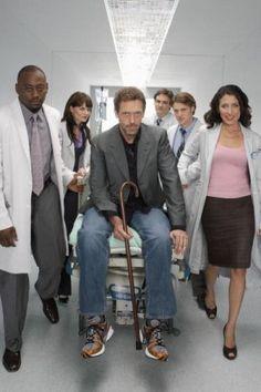 l'antipathique dr house (8 saisons)