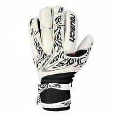 Reusch Keon Pro X1 Ortho Tec LTD Goalie Gloves - White / Black