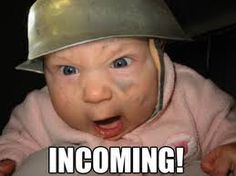funny pictures of babies with captions for kids - Google Search