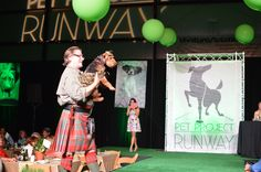 Fête was a proud sponsor of Pet Project Runway!  Support the Greenville Humane Society.  http://greenvillehumane.com