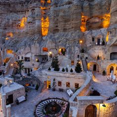 Cappadocia, Turkey. What could be more magical and adventurous than spending the night in a cave? Of course, the caves at Yunak Evleri in Cappadocia, Turkey, are incredibly plush, and your safety isn't compromised in any way (no hibernating bears here!). It's where you'll want to be to see — and participate in — the fantastical ritual of hot-air ballooning at sunrise. Other outings include exploring the ancient national park's desert, strewn with fairy chimneys and natural rock...