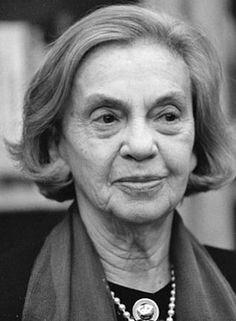 Sophia de Mello Breyner Andresen (1919 - 2004). Escritora portuguesa.