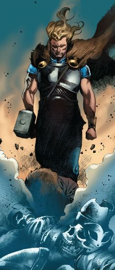 Thor by Mico Suayan