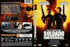CAPA-DVD-FILME-SOLDADO UNIVERSAL -  1,2,3,4