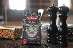 Packaging design. Photo: LeGracie