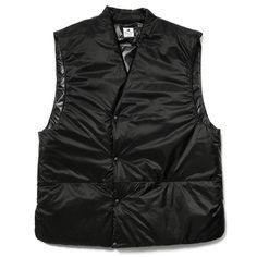 Sasquatchfabrix. WA-Neck Insulated Vest