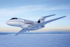 Luxury Aircraft Solutions - Super MidSize Hawker 4000 Available for Charter  www.LuxuryAircraftSolutions.com