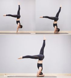 The core can be hard to grasp or tangibly activate but it's essential for inversions. Practice these 12 core exercises to transform your inversion practice. Yoga Inversions, Yoga Handstand, Yoga Moves, Resistance Band Exercises, Core Exercises, Yoga Nature, Hard Yoga, Yoga Pictures, Advanced Yoga