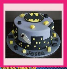 Bildergebnis für lego batman cake
