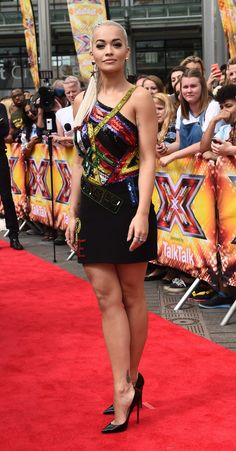 detailed look 2be8c c1ad7 Share, rate and discuss pictures of Rita Ora s feet on wikiFeet - the most  comprehensive celebrity feet database to ever have existed.