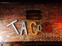 Tacos and Tequila: Zandra's Taqueria Now Open in Old Town Manassas | #nom