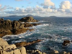 Malin Head, most northerly point in Ireland.  2013