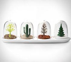 (2) Fancy - Four Seasons Seasoning Shaker