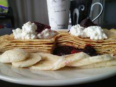 #lazysunday #pancakes #brunch