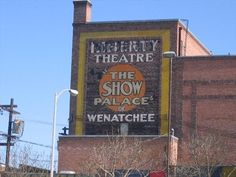 theater ghost signs - Google Search