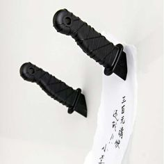 Ninja Knife Magnets will Make Your Home Look Intimidating trendhunter.com