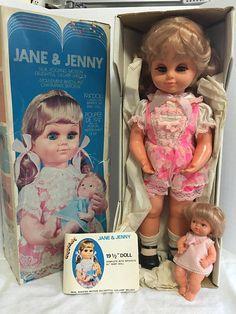 Jane And Jenny Dolls  Rock a Bye Baby Rocking Motion
