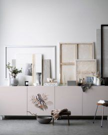 123kea for Ikea Besta Ikea Living Room, Diy Living Room Decor, Living Spaces, Home Decor, Kitchen Base Cabinets, Before And After Diy, Ikea Shelves, Lounge, Cabinet Furniture