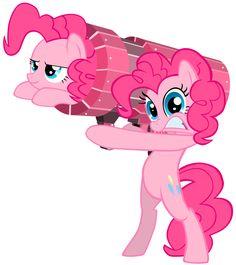 Pinkie Pie party BAZOOKA!